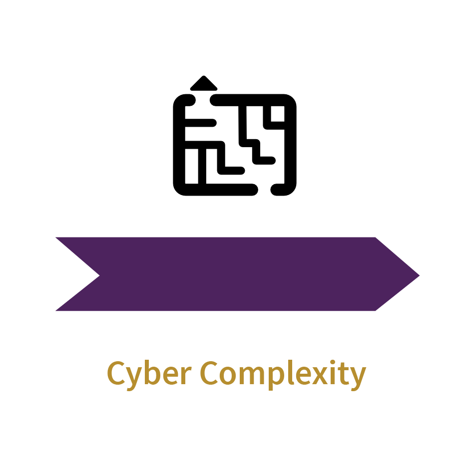 Challenges Diagram Cyber Complexity V2